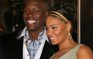 Tyrese Girlfriend 2017 Baby Mama