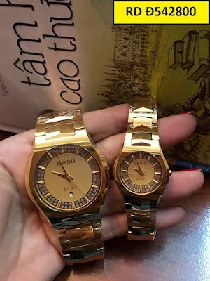 Đồng hồ nam Rado Đ542800 quà tặng bạn trai đỉnh nhất