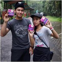 Samuel - Sinensa Beauty Slim Herbal Pelangsing + Pemutih para ARTIS Pria dan Wanita
