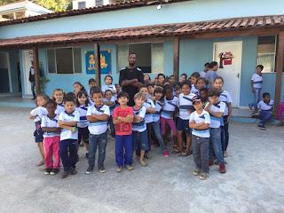 Festival Agroserra promove oficinas em escolas de Secretário e Inconfidência