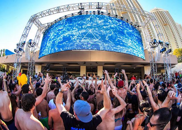 Dicas de Las Vegas: Quanto custa ir na Wet Republic Pool Party