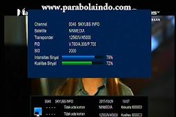 Frekuensi SKY LBS TV Terbaru di Chinasat 11 (Kuband) 98.5°E