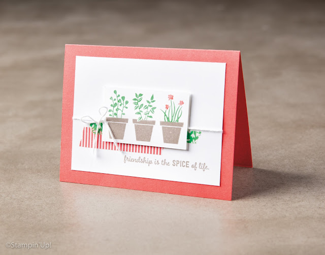 Gift from the Garden Stamp Set, Stampin' Up!