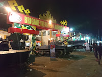 Ke Lampung Fair, Jangan Lupa Mampir ke Stand TNI