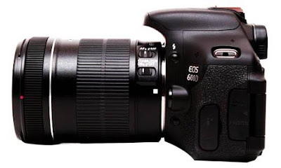 Harga Kamera DSLR Canon EOS 600D Terbaru 2018