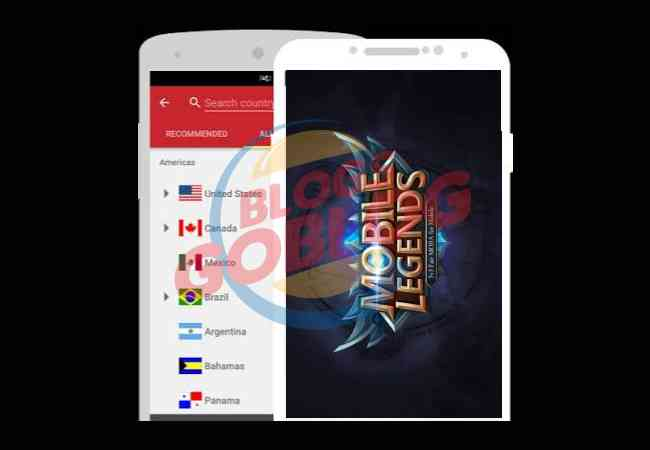 Aplikasi VPN Untuk Main Game Mobile Legend Terbaik