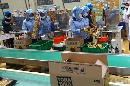 Lowongan Kerja PT Torabika Eka Semesta Tangerang Maret 2019