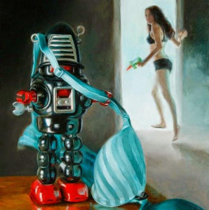 Современная американская художница. Terry Strickland