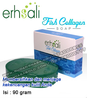 ERSHALI FISH COLLAGEN Rp.50.000,-