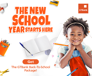 The GTBank Back-To-School Package