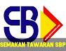 Semakan Tawaran SBP Tingkatan 1 2020