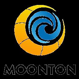 logo tulisan moonton
