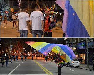 Marcha de la Diversidad. 2015.