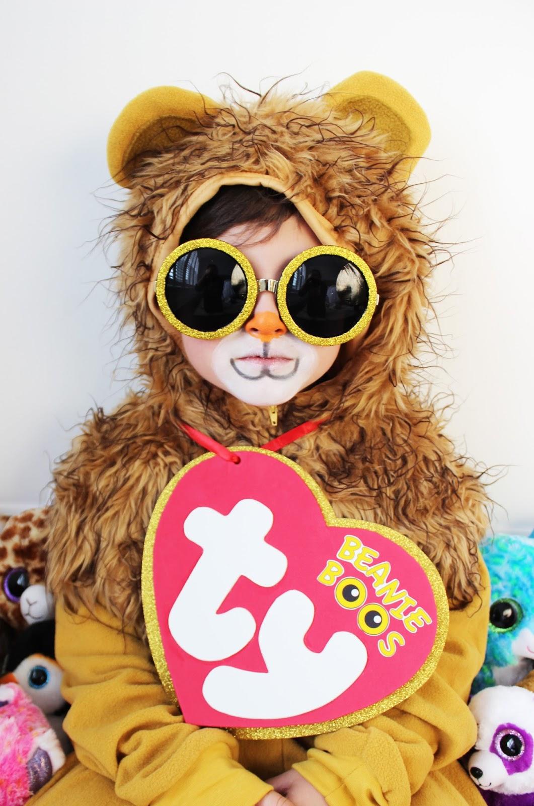 & DIY HALLOWEEN COSTUME FOR LITTLES u2013 BEANIE BOO