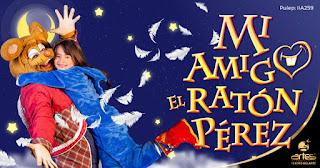 POS 1 Mi amigo el ratón Pérez | Teatro Belarte