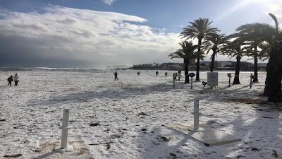 Läge för snöbollseffekt på Apelsinblomskusten?