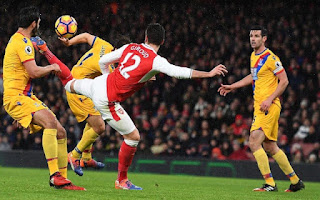 [Player Ratings] Arsenal 2 0 Crystal Palace