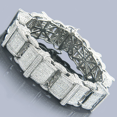Bracelet Zipper Galleries Diamond Bracelet For Men