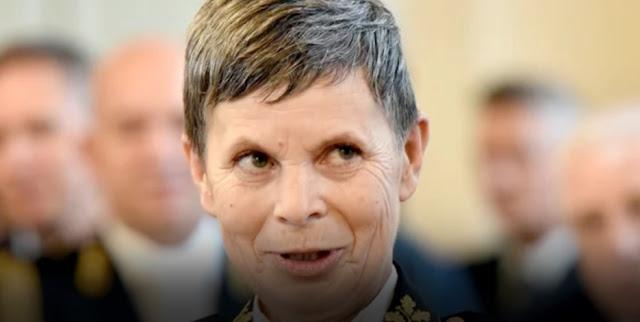 Tentara di Slovenia Dipimpin Seorang Wanita