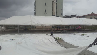 60 by 120 Tent at N156000