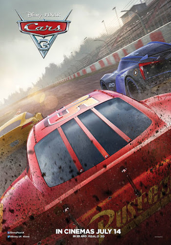 Cars 3 (BRRip 720p Dual Latino / Ingles) (2017)