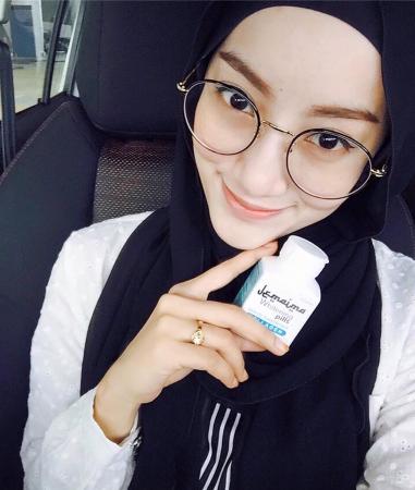 jemaima whitening pills cantik