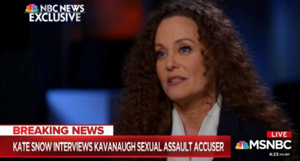 NBC Sat On Information That Undermined Brett Kavanaugh Accusers