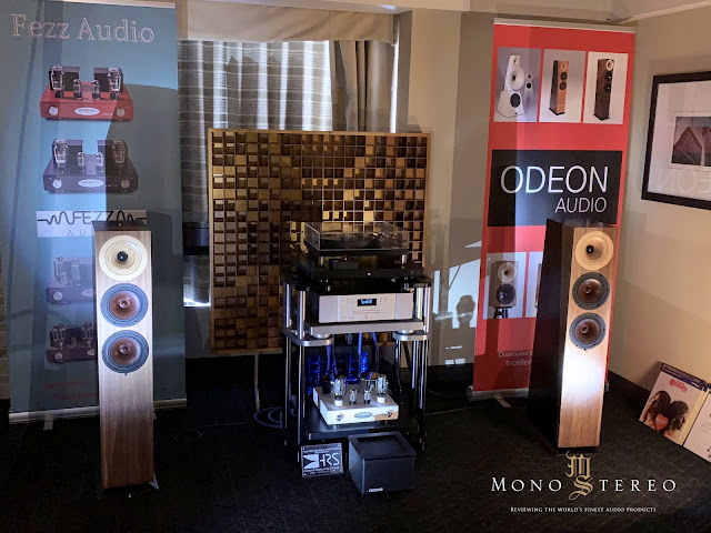 Mono And Stereo 2019 Montreal Audio Fest Show Report By Richard