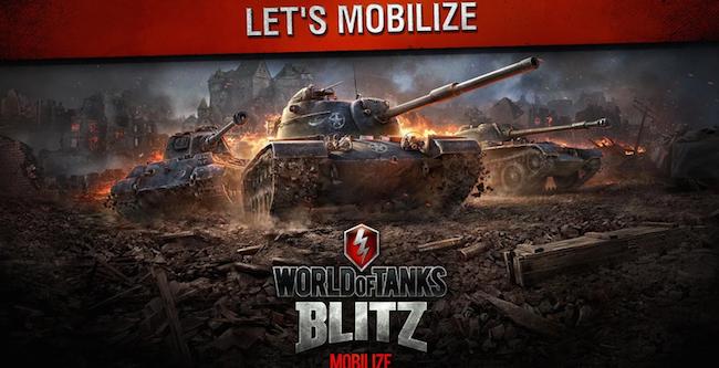 World Of Tanks Blitz [Apk] [datos] SD