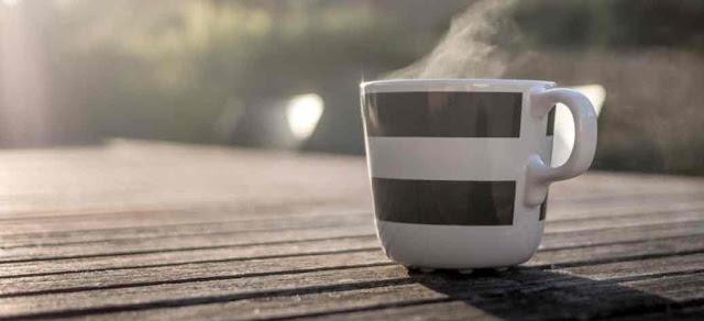 Filosofi minum kopi
