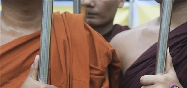 Dibubarkan Pemerintah Myanmar, Kelompok Ekstremis Budha Ganti Nama