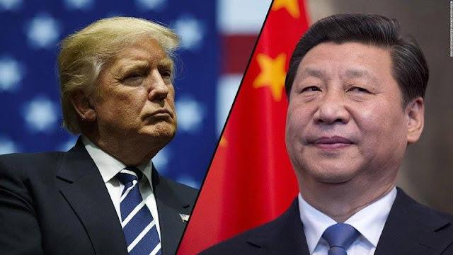 Ông Donald Trump và Tập Cận Bình
