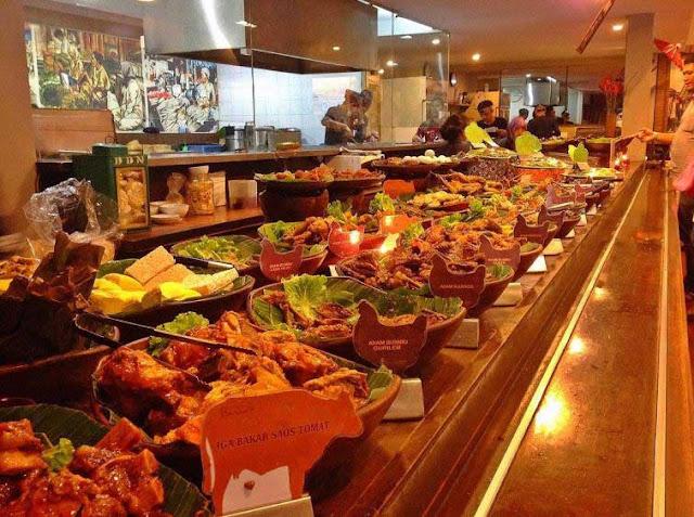 Sambara Resto - Restoran Keluarga di Jakarta