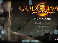 Download Game PSP PPSSPP God Of War Ghost Of Sparta ISO Android Terbaru dan Terupdate