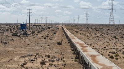 La cinta transportadora más larga del mundo