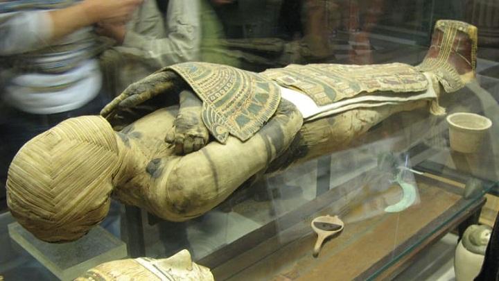 Misteri Hilangnya Harta Karun di Makam Firaun Mesir Kuno