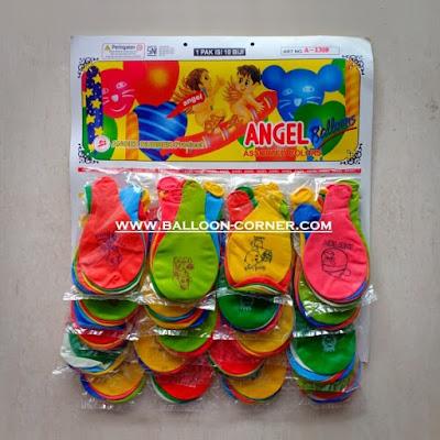 Balon Ulang Tahun Angel AP-1309