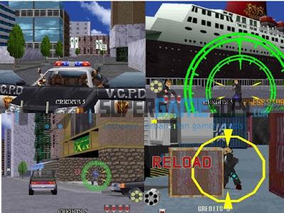 Virtua Cop 2 Game Full Version For PC
