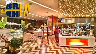 Feast Restaurant - Sheraton Grand Bangalore - Review