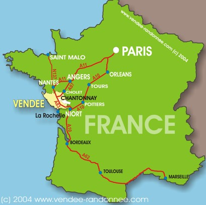 Map Of France Vendee Region.Today In Social Sciences 15th December