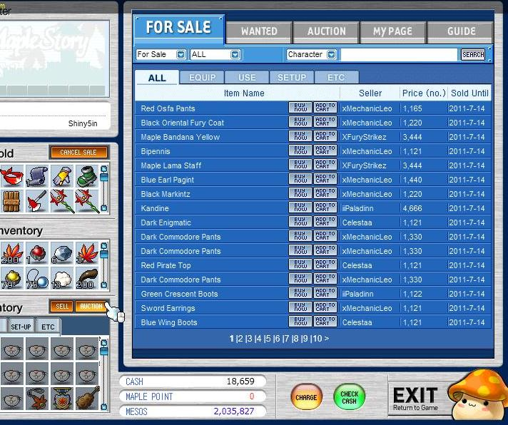 Trading system php