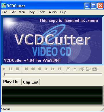 DOWNLOAD CUTTER REGISTERED VCD FREE