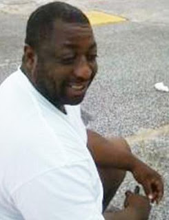 Eric Garner - Facebook profile picture