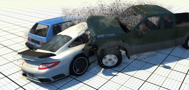 تحميل لعبة حوادث السيارات
