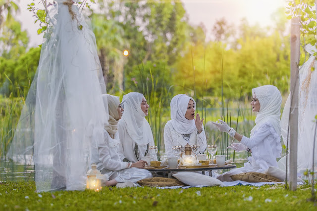 Why muslim's wearing hijab