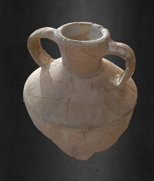 Exploring 3D technology in pottery studies: 'It is the future'