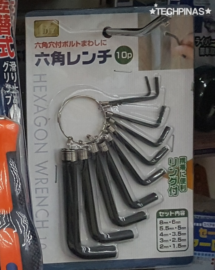 Mini Wrench Kit