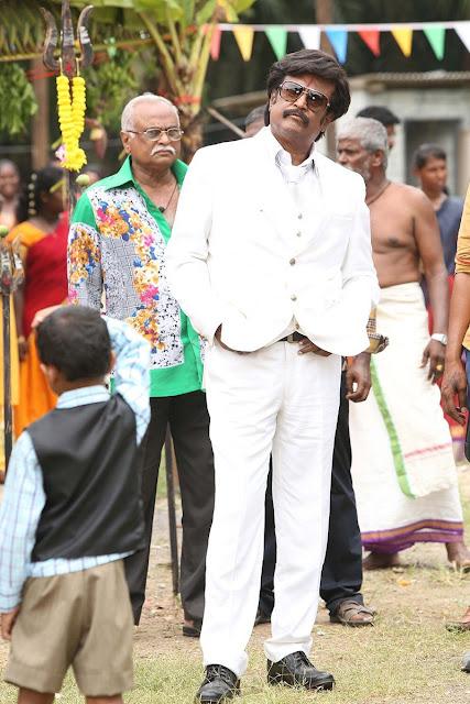 Rajanikanth Kabali Movie Latest Stills