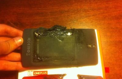 Meledak di Saku Celana, OnePlus One Ciderai Penggunanya