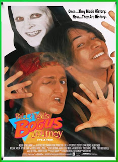 Las alucinantes aventuras de Bill y Ted 2 (1991) | DVDRip Latino HD Mega